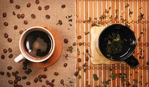 Kawa, a może herbata. Który napój jest lepszy?