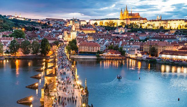 Praga to idealne miejsce na weekendowy wypad