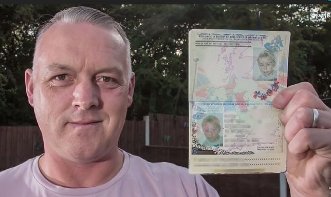 Mężczyzna leciał do Polski na czterodniową wycieczkę
