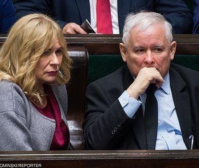 Małgorzata Gosiewska razem z innymi politykami pojechała do Gruzji