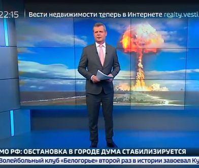 Stacja telewizyjna pokazała, co może przydać się podczas alarmu w razie ataku nuklearnego
