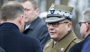 BBN. Gen. Jarosław Kraszewski rezygnuje z urzędu