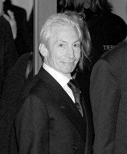 Charlie Watts nie żyje. Perkusista The Rolling Stones zmarł w wieku 80 lat