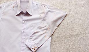 Plamy - uporczywy wróg ubrań