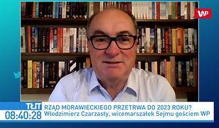 """Zbigniew Ziobro """"wykolei"""" rząd Morawieckiego? Włodzimierz Czarzasty nie ma złudzeń"""