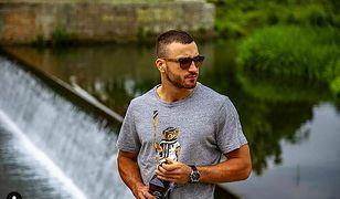 Maciek Szewczyk chce być postrzegany jako sportowiec