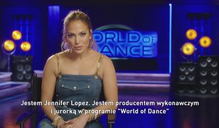 "Jennifer Lopez zaprasza na castingi ""World of Dance""!"