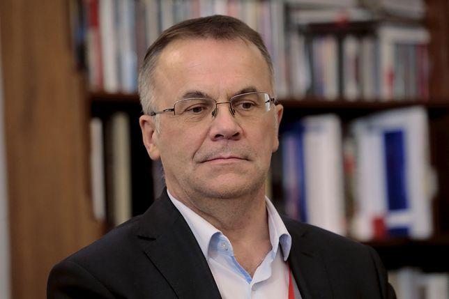 Jarosław Sellin zaznaczył, że powrót Jacka Kurskiego do TVP to decyzja Rady Mediów Narodowych