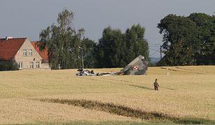 Katastrofa MIG-29 pod Pasłękiem. Najprawdopodobniej doszło do usterki technicznej