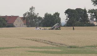 MiG-29 rozbił się w lipcu pod Pasłękiem