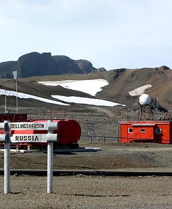 Antarktyda: Rosyjski naukowiec ugodził nożem współpracownika, bo ten zdradzał zakończenia książek