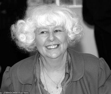 Barbara Wachowicz-Napiórkowska zmarła w wieku 81 lat