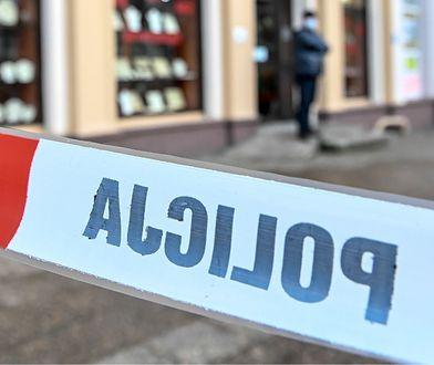 Napad na kantor. Firma oferuje 100 tys. zł za informacje