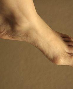 Jak pozbyć się przykrego zapachu stóp?