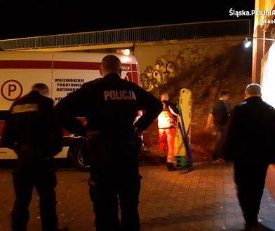 Ornotowice. Zaginiona 12-latka znaleziona przy nasypie kolejowym