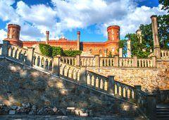 Kamieniec Ząbkowicki - jedyne takie miejsce w Europie