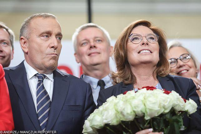 Wybory parlamentarne 2019. Małgorzata Kidawa-Błońska, kandydatka KO na premiera.