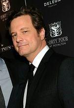 Colin Firth nie od razu królem