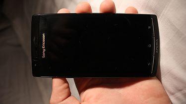 Sony Ericsson Xperia Arc S - słów kilka