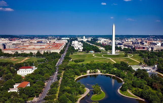 Pomnik Waszyngtona w stolicy USA