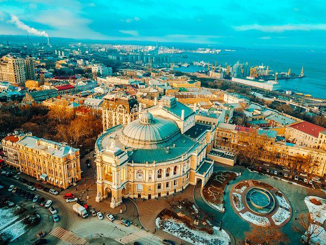 Zachodnia część Ukrainy jest bezpieczna
