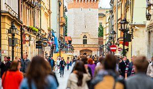 Kraków to jedno z ulubionych polskich miast wśród Brytyjczyków