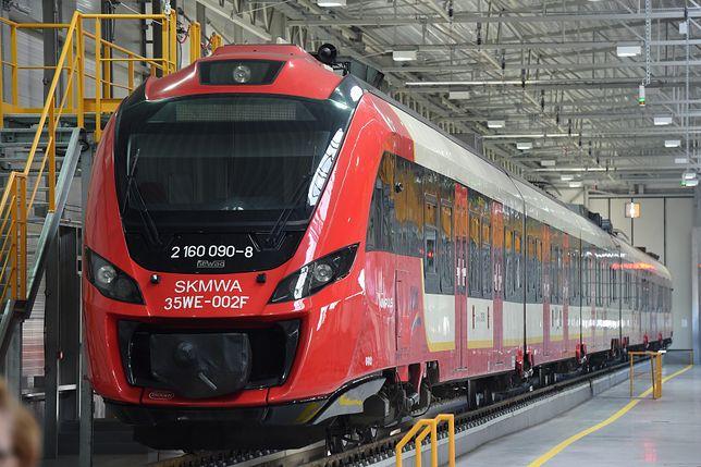 Warszawa. Dofinansowanie na pociągi