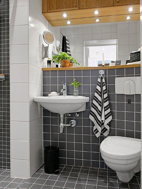 Tania łazienka - inspiracje