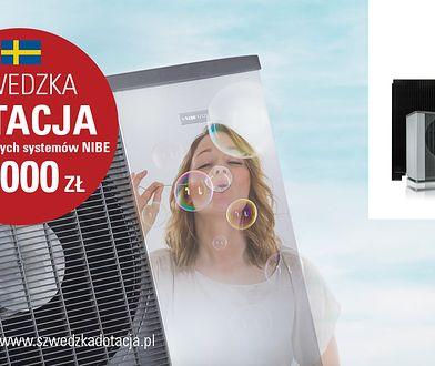 Szwedzki podmuch czystego powietrza – Pompy ciepła NIBE z podwójną dotacją