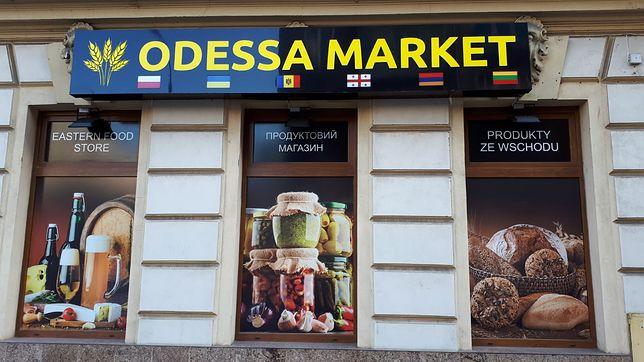 Od kilku tygodni Ukraińcy mogą we Wrocławiu kupić produkty z ojczyzny