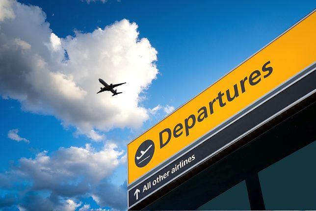 Jak będzie przebiegał ruch lotniczy na Wyspy po brexicie?