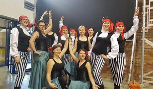 Koło Gospodyń Wiejskich w Chwaszczynie ma swoją grupę taneczną