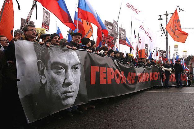Jest rysopis zabójcy Borysa Niemcowa. Rosyjskie MSW wyznaczyło nagrodę
