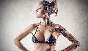 Tatuaże i piercing nie muszą iść w parze
