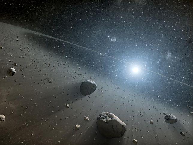 Nietypowe odkrycie. Czegoś takiego nie widziano w Układzie Słonecznym