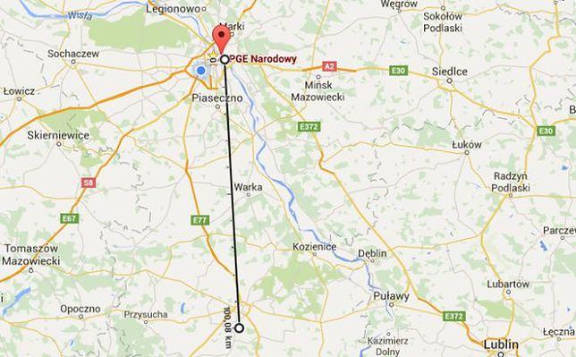 Od Warszawy aż do Radomia - zakaz lotów dronów z powodu szczytu NATO