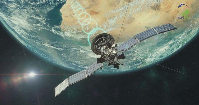 Celem projektu Sat4Envi jest udostępnianie informacji satelitarnych o Ziemi i jej środowisku