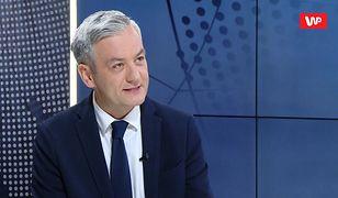 Tłit. Leszek Miller woli Tuska jako prezydenta. Robert Biedroń komentuje