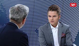 """Wybory parlamentarne 2019. Roman Giertych kandydatem? Robert Biedroń komentuje w programie """"Tłit"""""""
