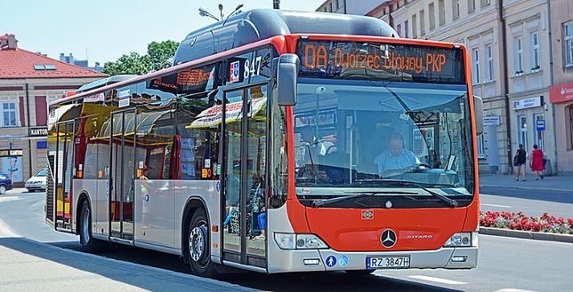 Gdański kierowca autobusu uratował pasażera. To nie pierwszy jego wyczyn