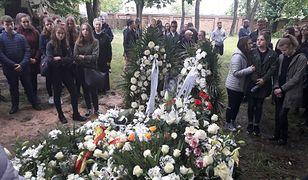 Warszawa. Pogrzeb zamordowanego 16-latka. Żegnaj, Kuba