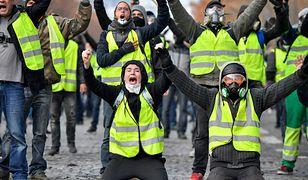 """Francja. Polskie ciężarówki zaatakowane przez """"żółte kamizelki"""""""
