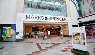 Marks&Spencer wraca do Polski. Będzie sprzedawać jedzenie w internecie