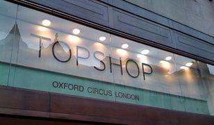 Topshop wycofuje się z Polski. Zamyka jedyny sklep