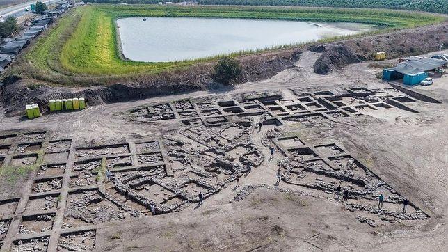 """Izraelski """"Nowy Jork"""". Odkryto miasto sprzed 5 tys. lat"""