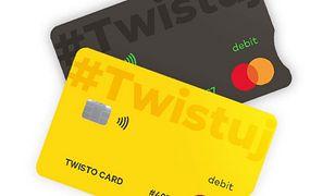 Karta płatnicza Twisto połączona z aplikacją już dostępna