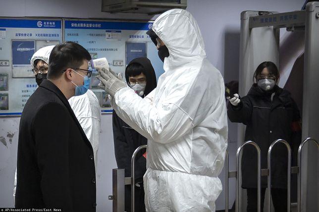 Śmiertelnie niebezpieczny wirus. Do Polski wrócili studenci z Chin. Jeden zostaje w szpitalu
