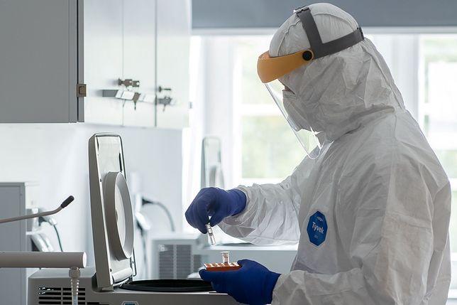laboratorium testy COVID19