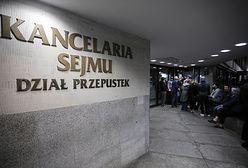 Afera wokół przepustek do Sejmu. Jest zawiadomienie do prokuratury