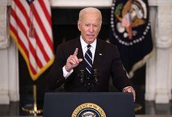 Biden ostrzega przed ekstremalnymi zjawiskami pogodowymi. Podał cenę w dolarach